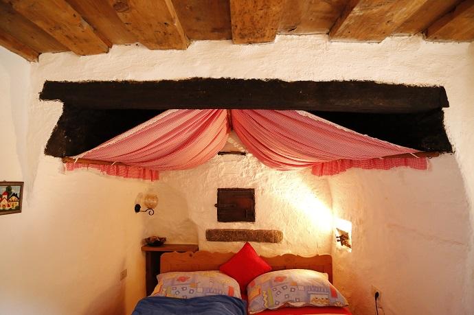 Das Himmelbett Zimmer